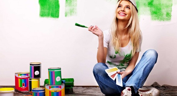 Why Choose Non Toxic Paint?
