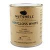 Aqua Gloss and Satin White Eco Paint