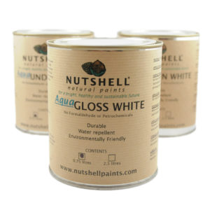 Aqua Gloss White Eco Paint