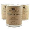 Aqua Satin White Eco Paint