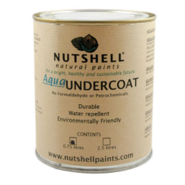 Aqua Undercoat - Natural Paint by Nutshell