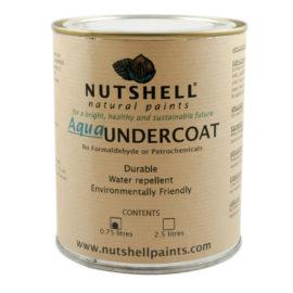 Aqua Undercoat - Natural Paint by Nutshell
