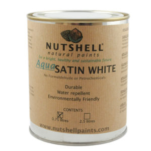 Aqua Satin Eco Paint