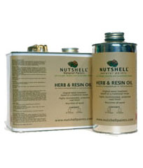 Herb and Resin Oil