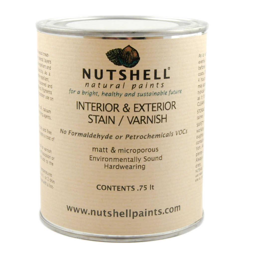 Interior and Exterior Stain / Varish