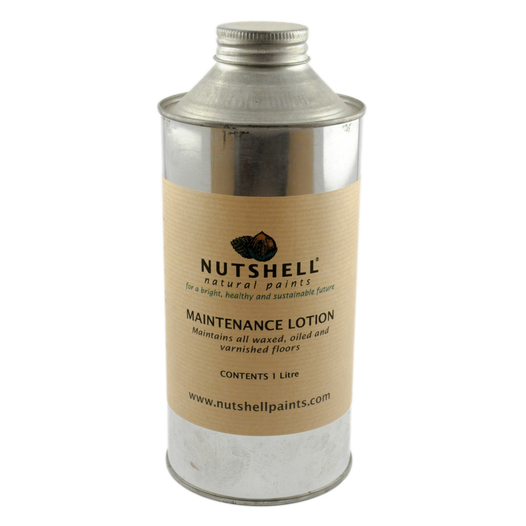 Nutshell Maintenance Lotion
