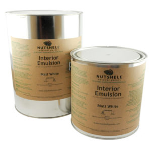 Nutshell Interior Emulsion Paints