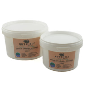 Paint and Varnish Remover both tubs