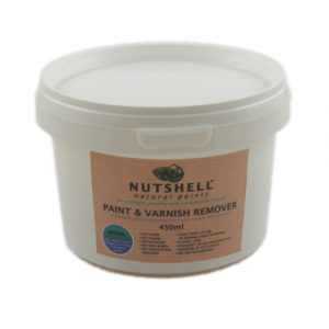 Paint and Varnish Remover 450ml tub