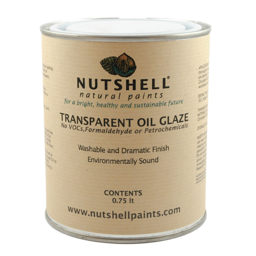 Transparent Oil Glaze