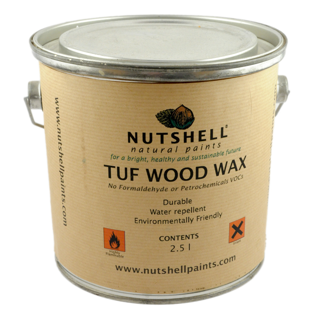 Tuf Wood Wax